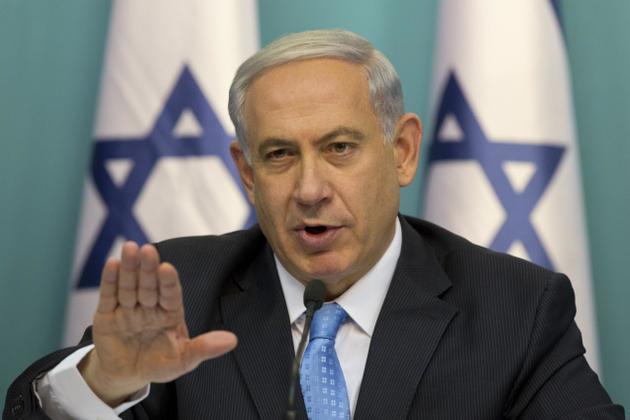 Israeli Prime Minister, Benjamin Netanyahu