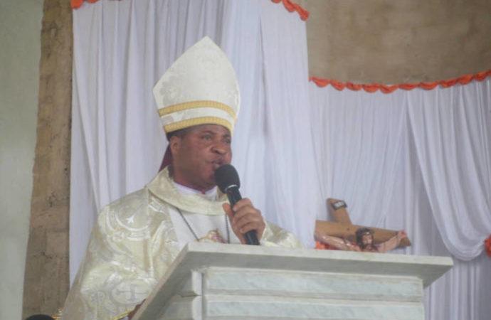 Bishop of Ahiara, Peter Okpaleke