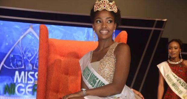40th Miss Nigeria, Chioma Obiadi [Photo credit: OCRICKER]