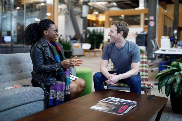 World Mark Zuckerberg Meets Nigerian Facebook Group Admin, Lola