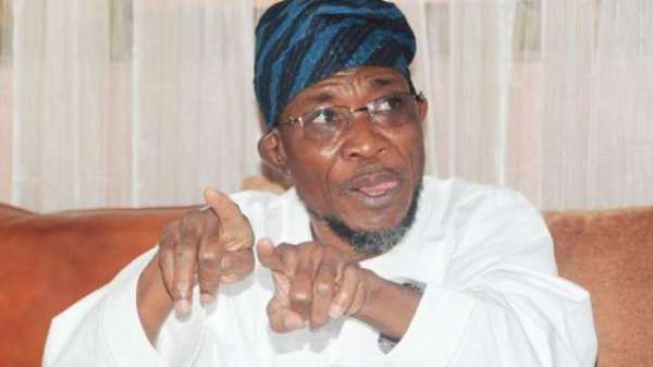 Former Osun State Governor, Rauf Aregbesola [Photo Credit: Pearl News]