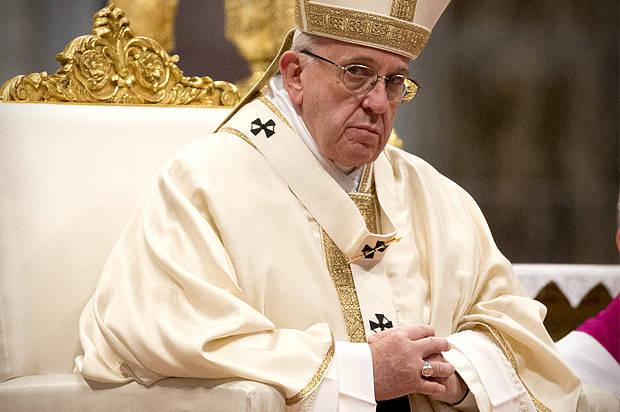 Pope Francis [Photo: salon.com]