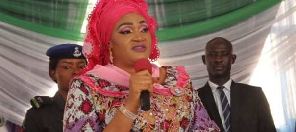 The wife of Ebonyi governor, Rachael Umahi [Photo: Authentic News Daily]