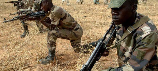 Niger_Army_322nd_Parachute_Regiment