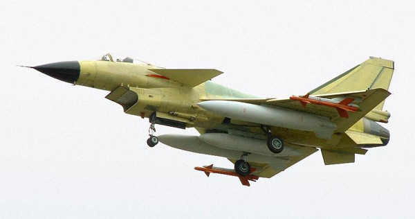 J-10 Jet fighter. [Photo: Airforce Technology]
