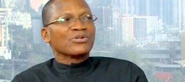 Director-General of Debt Management Office (DMO), Abraham Nwankwo