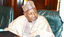 Jigawa State Governor, Badaru Abubakar [Photo Credit: Online Nigeria]
