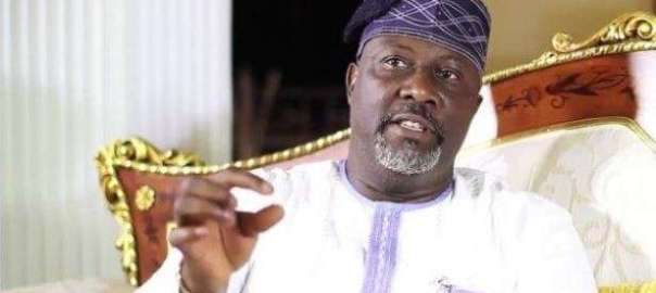 Senator Dino Melaye [Photo: dinomelaye.com]