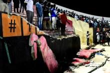 Eight dead, 49 injured in Senegal stadium stampede [Photo: TRT World]