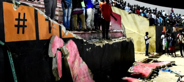 Eight dead, 49 injured in Senegal stadium stampede [Photo: TRT World]