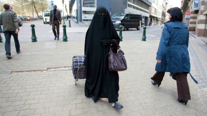 European Union court upholds Belgium's ban on full-face veil