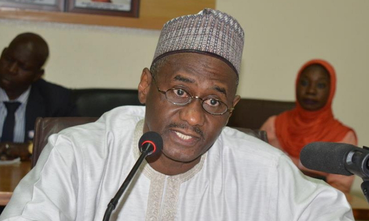 Executive Secretary of the National Health Insurance Scheme, Usman Yusuf [Photo: Concise News]