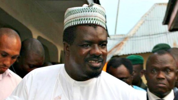 Saminu Turaki [Photo Credit: QEDNG]