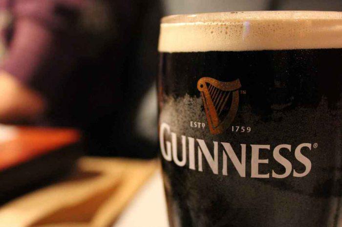 Guinness beer [Photo: Thrillist]