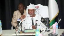 Nigeria Custom Service (NCS) Comptroller-General, Hameed Ali
