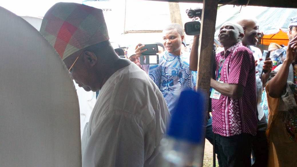 Osun West Senatorial Election: APC, PDP, Others Battle For Seat
