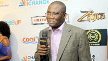 Innocent Chukwuma of the Ford Foundation [Photo Credit: Royal Arts Academy]