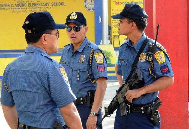 PhilippinePolice (Photo: Worldbulletin.com)