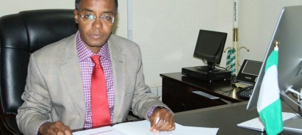 Sani Aliyu, NACA DG [Photo: NACA Nigeria]