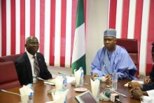 Saraki and Fashola [Photo: Naij.com]