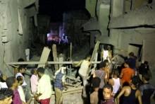 Saudi-led air strikes kill 20 Yemeni civilians – Officials [Photo: Daily Mail]