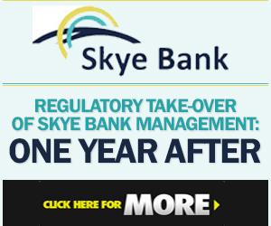 Skyebank advert