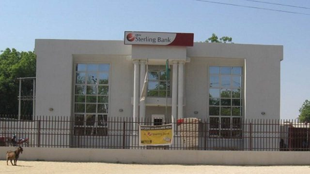 Sterling Bank [Photo: guardian.ng]