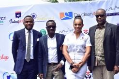 Ubi Franklin, CEO Instant Pickup, Julius Agwu, Comedia, TBoss, Ex Big Brother Naija and Apostle Anseelm Madubuko