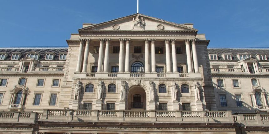 Bank of England [Photo Credit: CoinDesk]