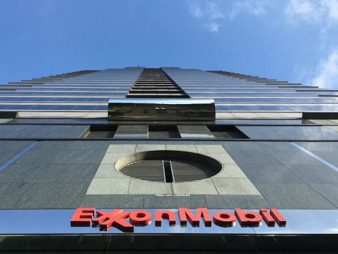 ExxonMobil used to illustrate the story