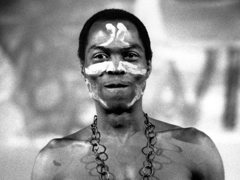 Late Nigerian musician Fela Anikulapo Kuti [Photo: QZ.com]