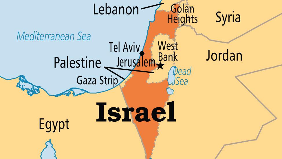 Syria Egypt Jordan Israeli