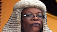 Lagos Chief Judge [photo credit: Champion Newspapers Limited]