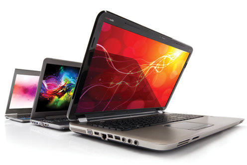 Laptops [Photo: PC Mag Middle East]