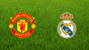 Man U Real Vs Real Madrid [Photo: Soccer Tickets Online]