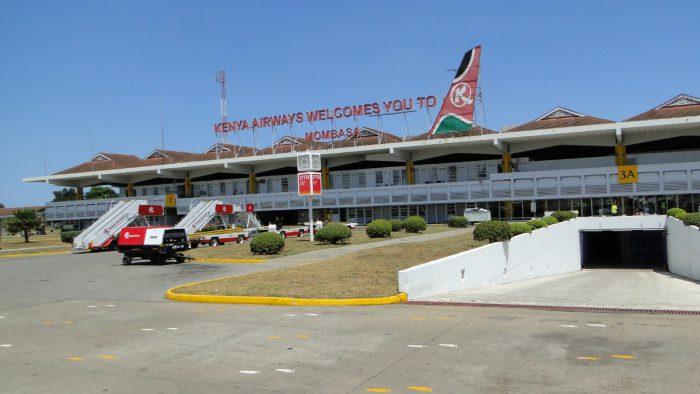 Moi Airport Mombasa [Photo Credit: Wikipedia]