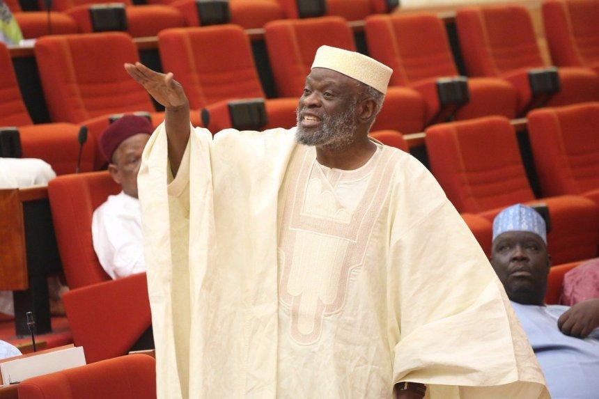Senator Olusola Adeyeye
