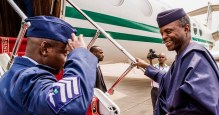 Ag President Yemi Osinbajo [Photo: New Telegraph Online]