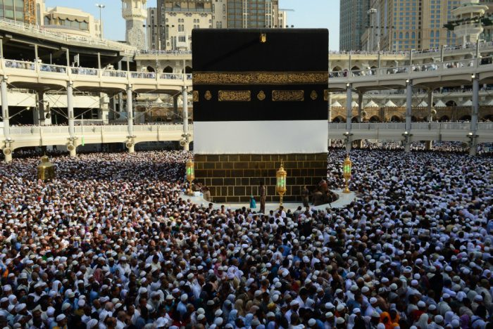 Muslims celebrate Eid al-Adha as pilgrims conduct Hajj