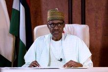 President Mohammadu Buhari [Photo credit: Sahara Reporters]