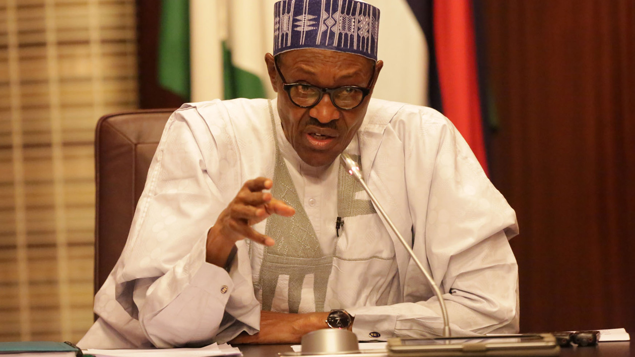 The president says the elections will usher Nigeria into another clime of maturity, peace and unity.