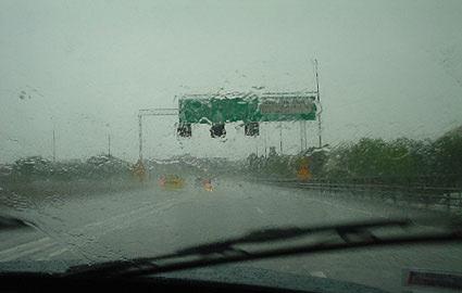 Rainfall [Photo: Vanguard News]