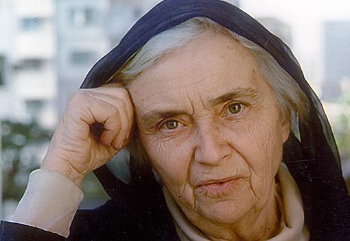 Ruth Pfau [Photo: Alchetron]