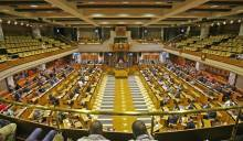 South African parliament [Photo: Northern Natal Courier]