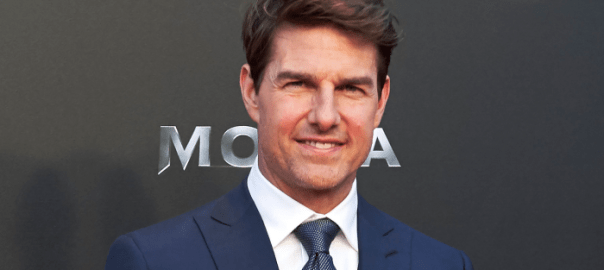 Hollywood veteran actor, Tom Cruise. [Photo Credit: www.etonline.com]