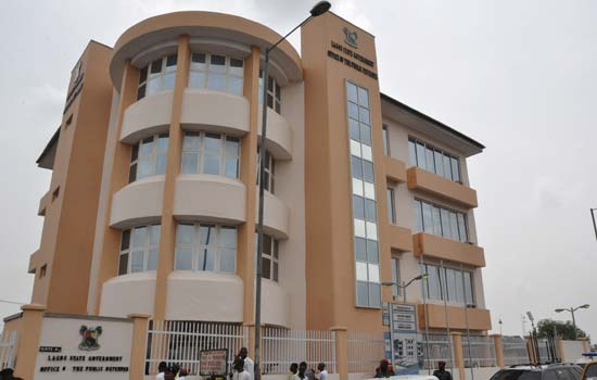 lagos state ministry of justice1 [Photo Credit: Nairaland Forum]