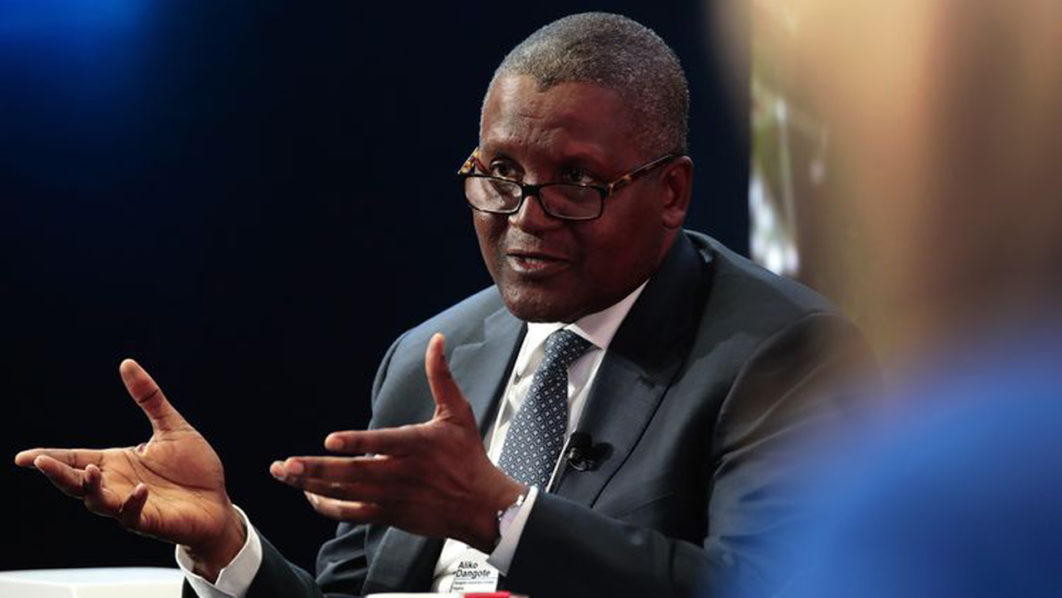 Dangote still richest man in Africa, seven years running