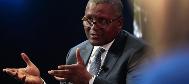 Aliko Dangote [Photo Credit: Guardian Nigeria]