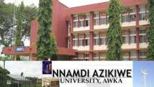 Nnamdi Azikiwe University, Awka [Photo Credit: Pulse.ng]