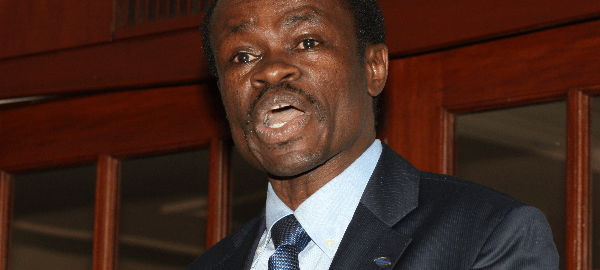 Renowned Kenyan scholar, Patrick Lumumba. [Photo credit: Kasapa FM]